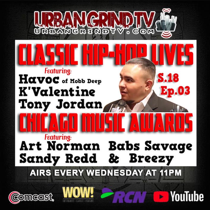 Urban Grind TV Flyer