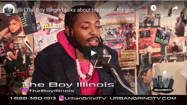 Illi The Boy Illinois Interview