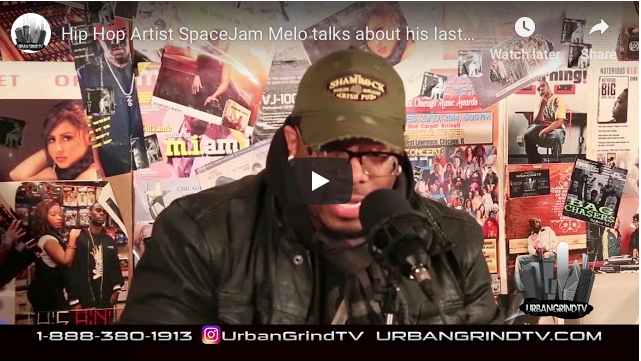 SpaceJam Melo interview with Urban Grind Radio