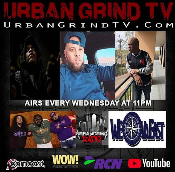 Urban Grind TV Flyer S19EP21