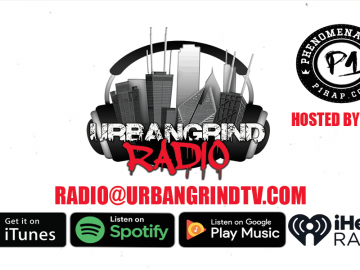 Urban Grind Radio Card B