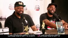 DJ Roc from We Get Ya Heard Interview on Urban Grind Radio @UrbanGrindTV