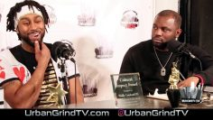 Don Papi talks music and videos on Urban Grind Radio @UrbanGrindTV