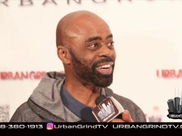 @FreewayRicky Ross Exclusive Interview with @UrbanGrindTV in Chicago
