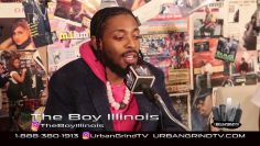 Illi (The Boy Illinois) talks about his music, his grind and touring with Lupe Fiasco