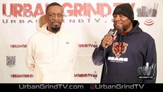 Jaz-O The Originator talks about his new project #TheWarmUp #EqDistro @UrbanGrindTV
