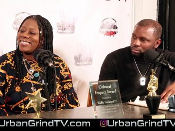 Mimi Le Grand talks about her new mixtape release on Urban Grind Radio @UrbanGrindTV
