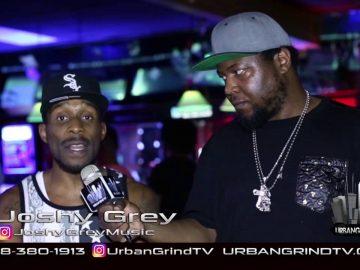 Urban Grind TV Interview with Joshy Grey @JoshyGreyMusic