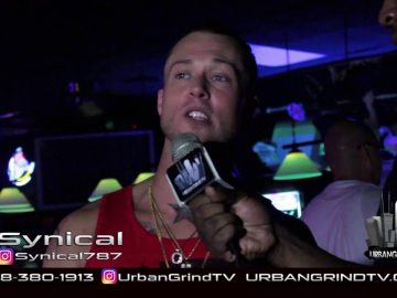 Urban Grind TV Interview with Synical @Synical787