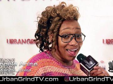 @UrbanGrindTV Featured Artist Angèle Anise #NextShowcaseChicago