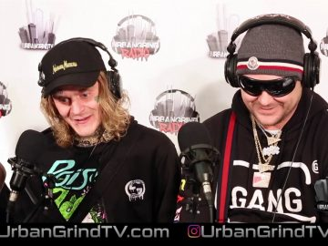 @UrbanGrindTV  featuring Ray Bandz + The Gringo Gang #HipHop #Rap S21Ep04