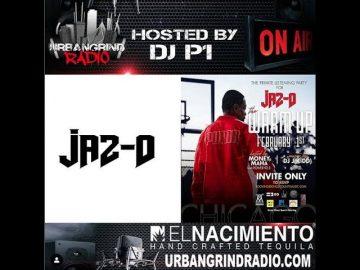 @UrbanGrindTV  Prince of Poetry TV Interview + Jaz-O talks #TheWarmUp on Urban Grind Radio S21EP9