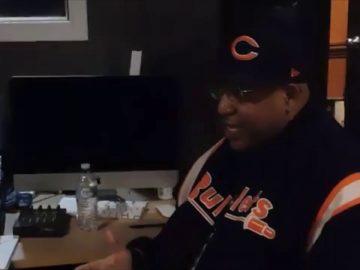 Big Rap Interview, Chicago, IL @ Complex Studios