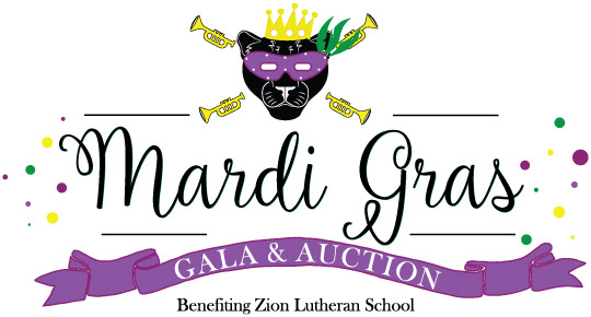 Zion Mardi Gras Gala and Auction