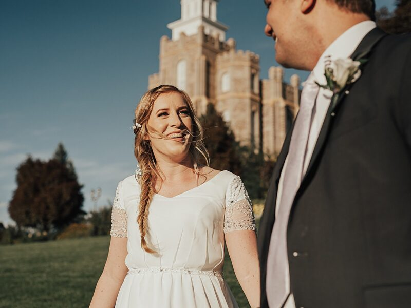 Top 5 Reasons to Do a Bridal Session || Salt Lake City Wedding Photographer
