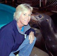Gidget, sea lion