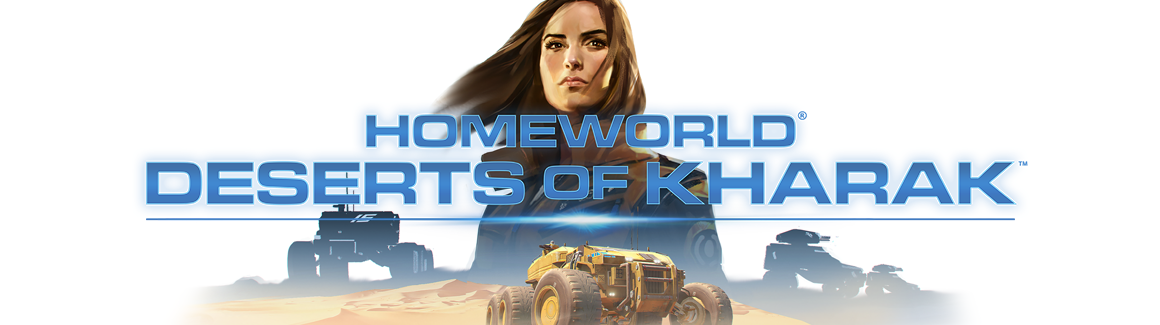 Homeworld Deserts of Kharak Banner 2