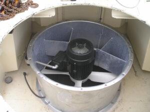 Exterior Vent Fan