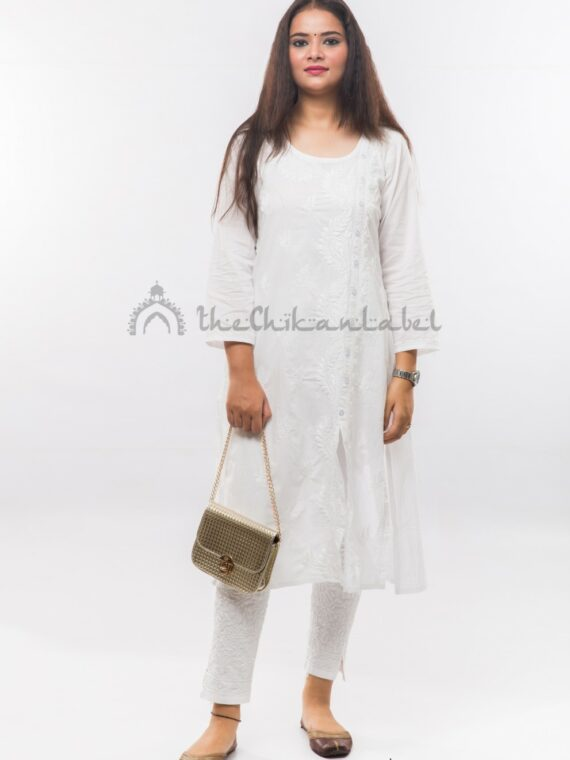 Buy Cotton Side Button Kurti Online (2)_compressed