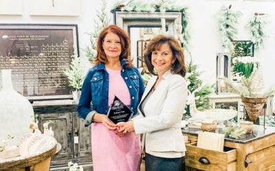 Robyn's Nest Receives Peoria Mayor's Award