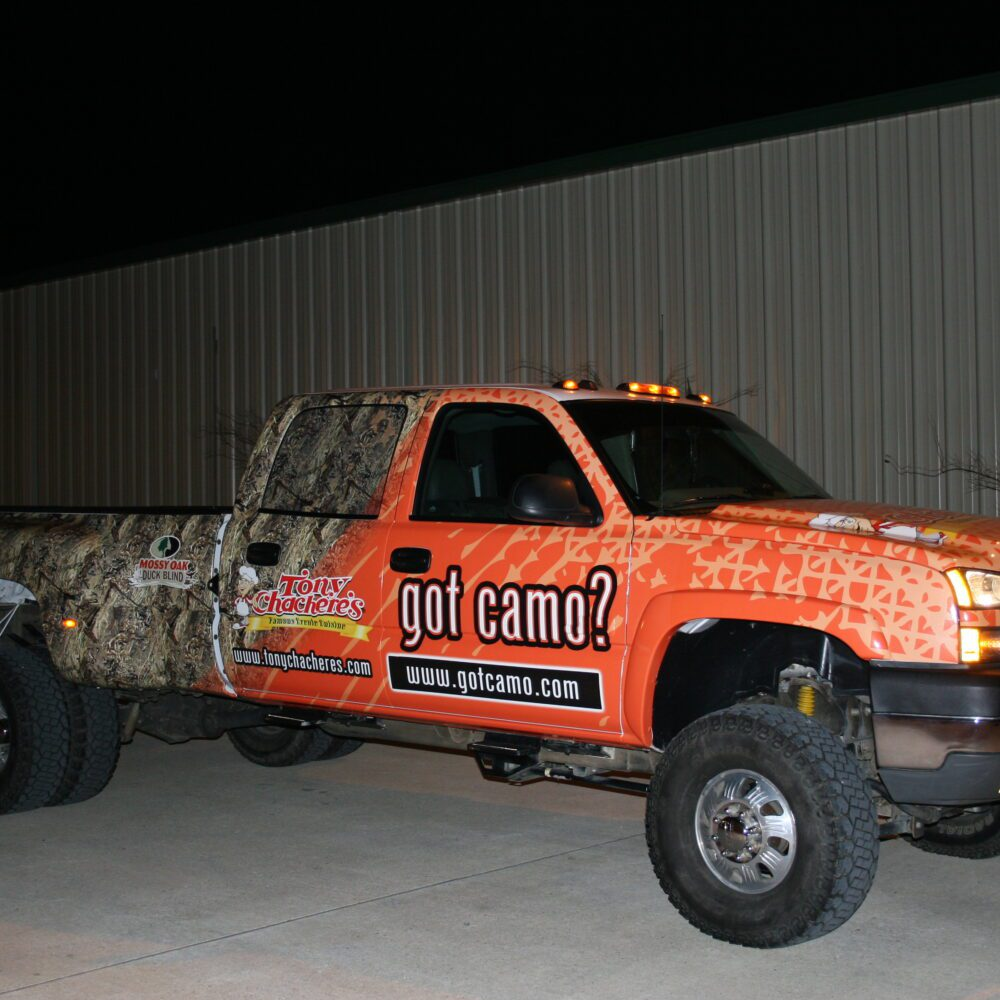 Vehicle Wraps Slidell, LA