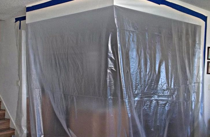 Covered Safe Area