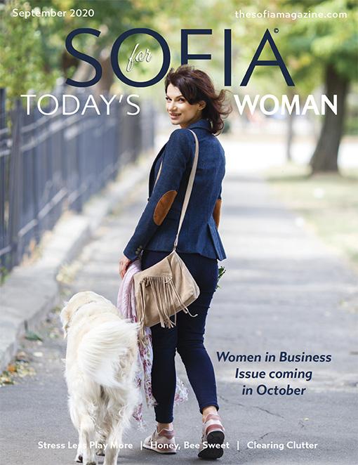 Sofia Sept 2020 magazine