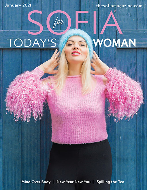 Sofia January Cover