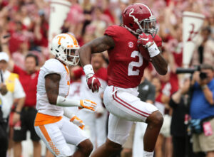 10-24-15 MFB vs Tennessee Derrick Henry Photo by Kent Gidley 10-24-15 MFB vs Tennessee Derrick Henry Photo by Kent Gidley