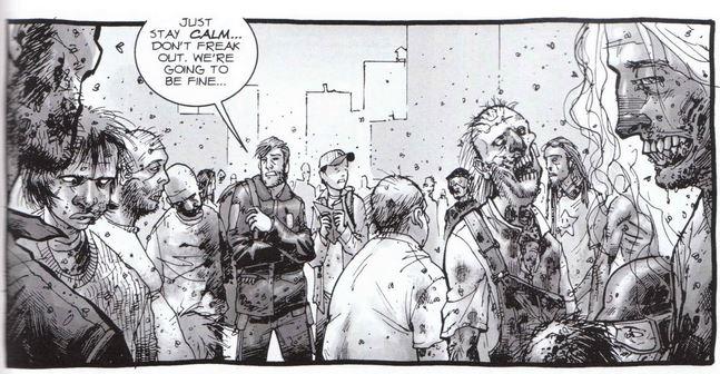 Walking Dead Maggie 2