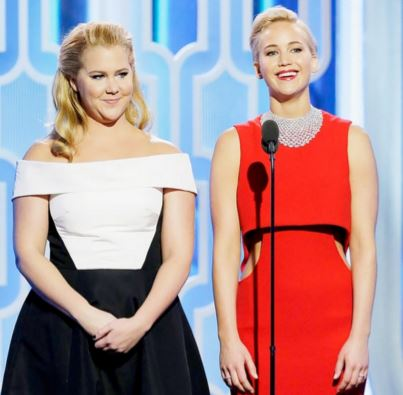 Amy and JLAW