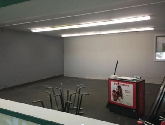 Rebel Room Construction