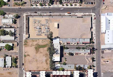 APS Substation Overview