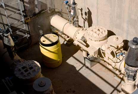 Gilbert Commons Pump