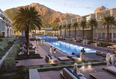 Hospitality Sector Ritz-Carlton