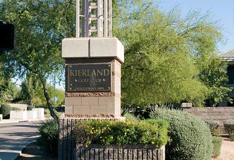 Kierland Golf Project