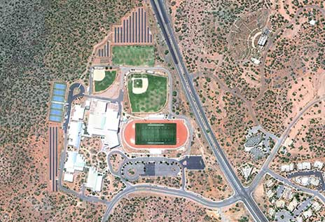 Red Rock Elementary Overview