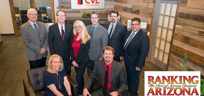 Coe & Van Loo Civil Engineering Firm in Phoenix Arizona | CVL Consultants | Ranking Arizona