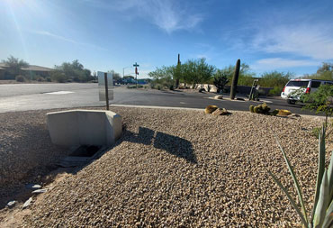 Carefree Scottsdale Interconnect 16-inch Waterline | Civil Engineering Phoenix Arizona