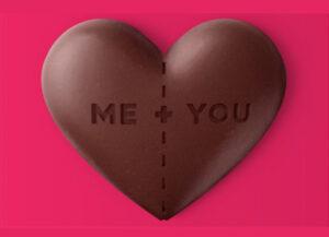 Lovers Edition Chocolate Heart