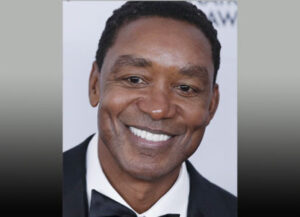 NBA Star Isiah Thomas