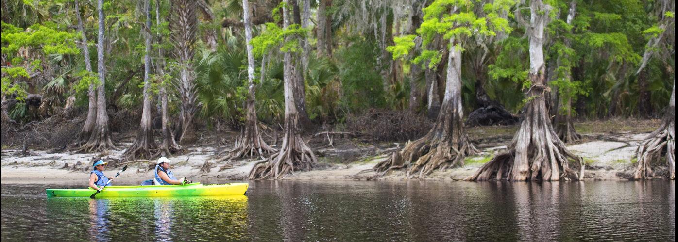 Fisheating Creek Outpost Kayack Rental