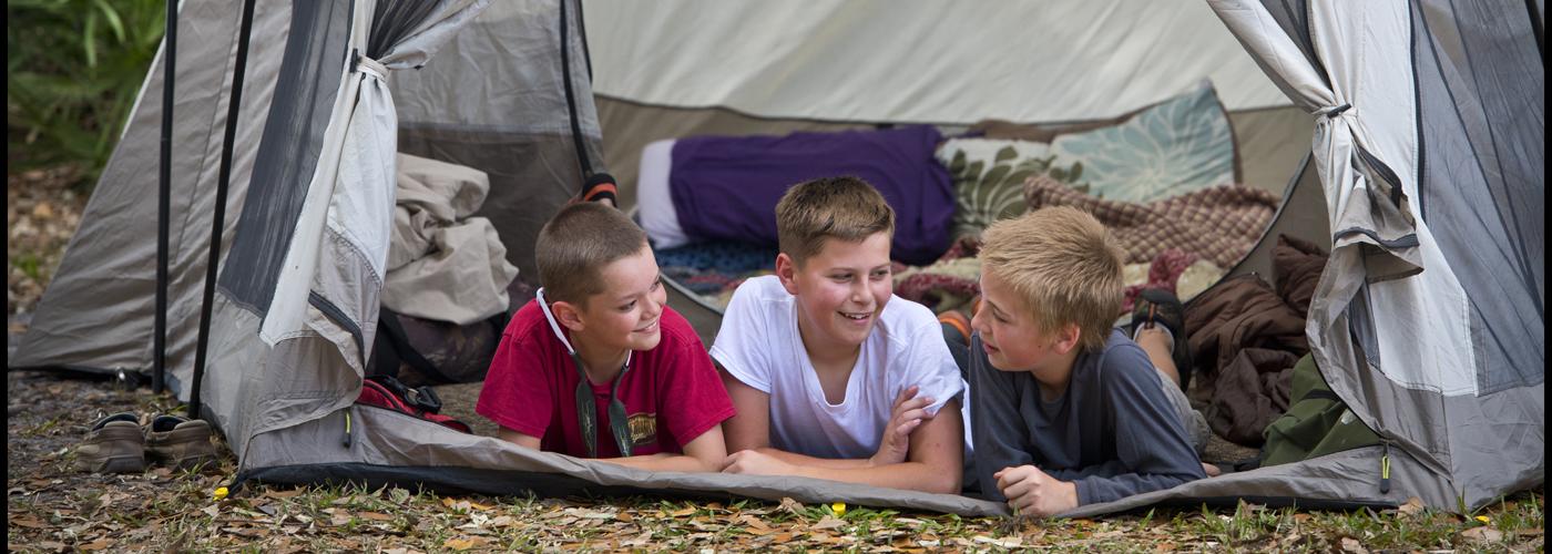 Fisheating Creek Camping