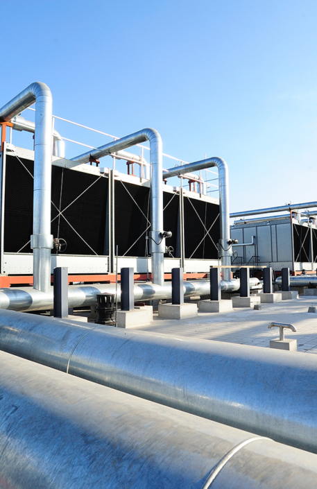 silver factory packaged cooling tower - cooling tower experts