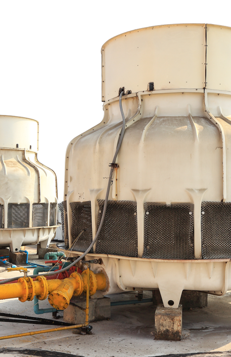 aging packaged cooling tower unit - cooling tower experts