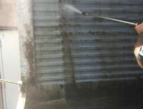 pressure washing a cooling tower - cooling tower experts