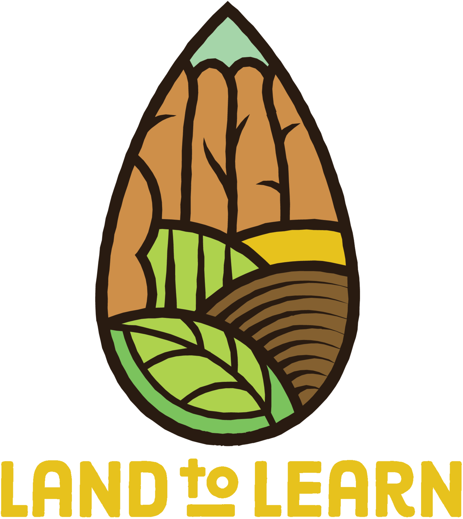 Land to Learn Logo