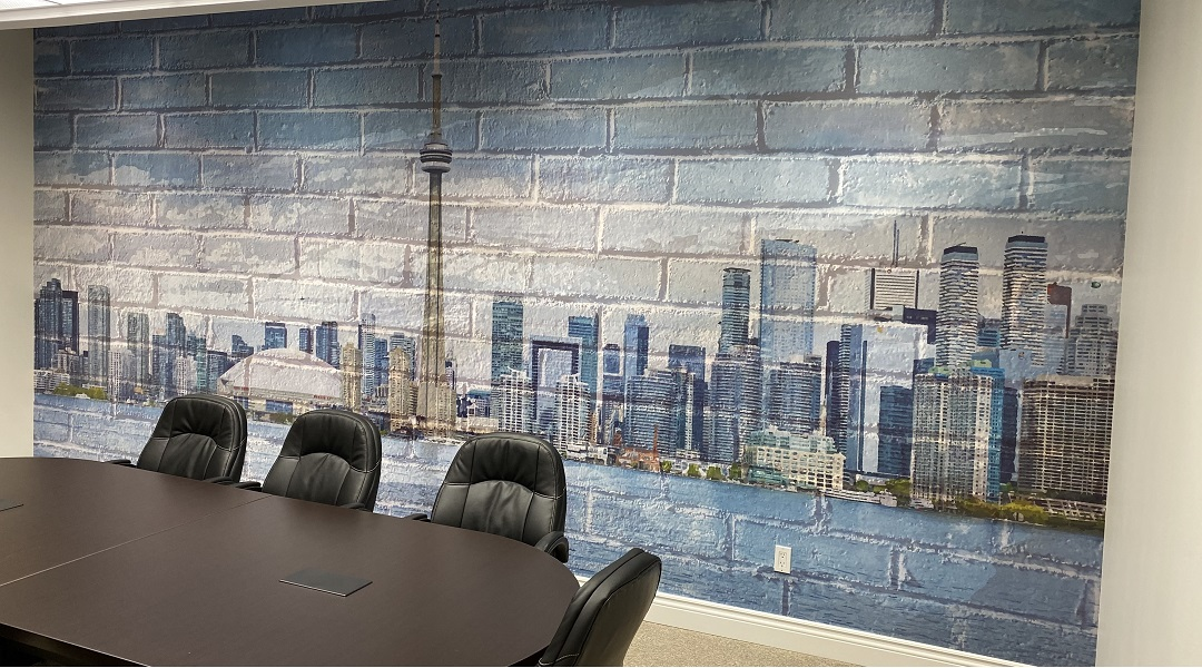 Boardroom Wall Graphics
