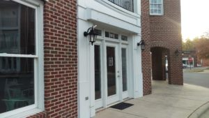 What the Cup is located at 19915 Jane Crump Way, in the heart of OTC, right off Catawba Ave.