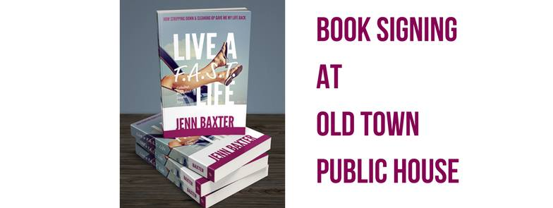 New Year, New You? Live a F.a.s.t. Life Founder Jenn Baxter Shares Her Story